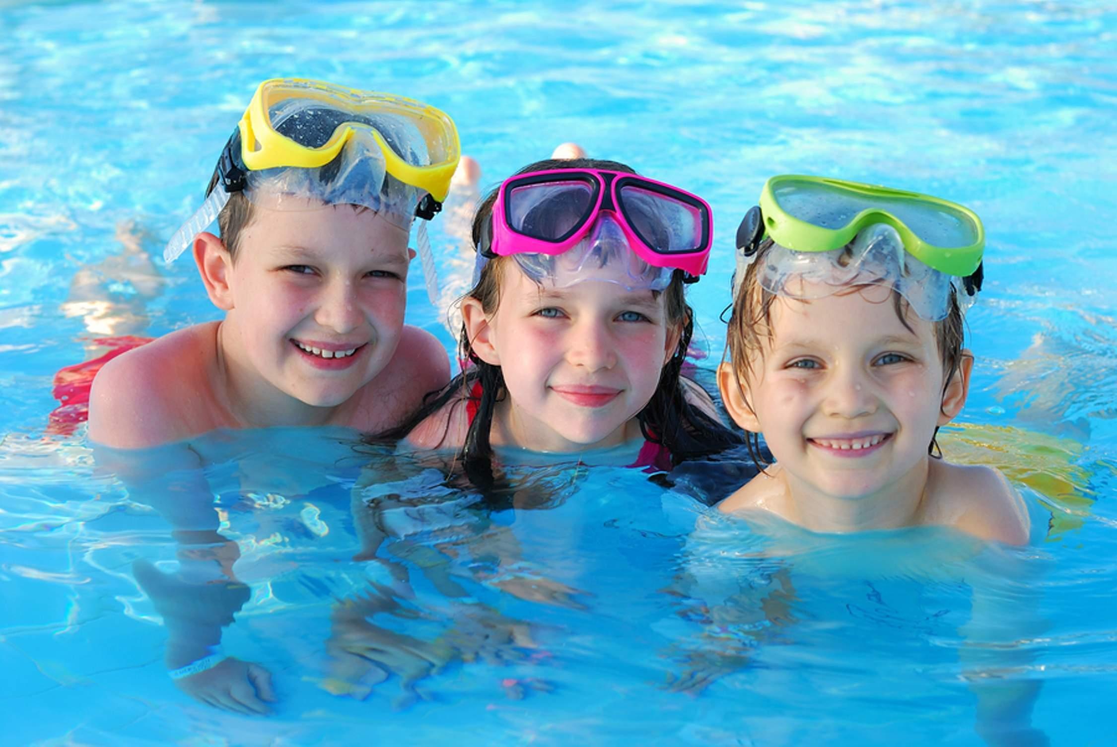Плавание и дети картинки