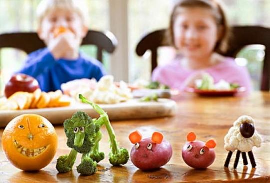 Детский пост: 5 постных рецептов для детей