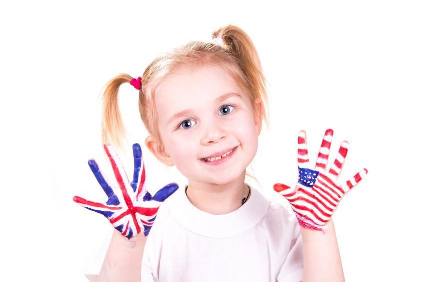 английский дети картинки