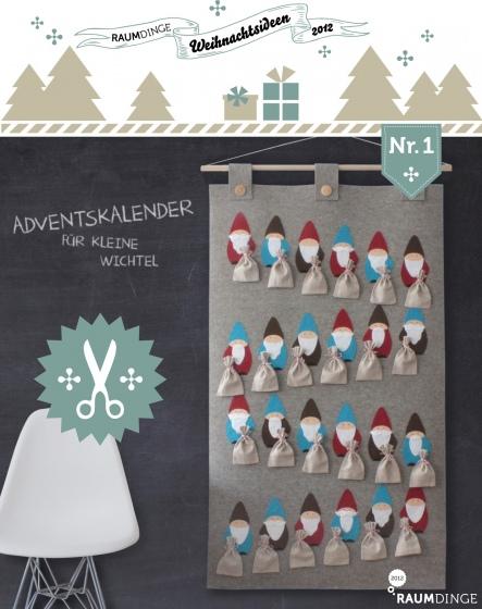 30 идей для адвент-календаря своими руками