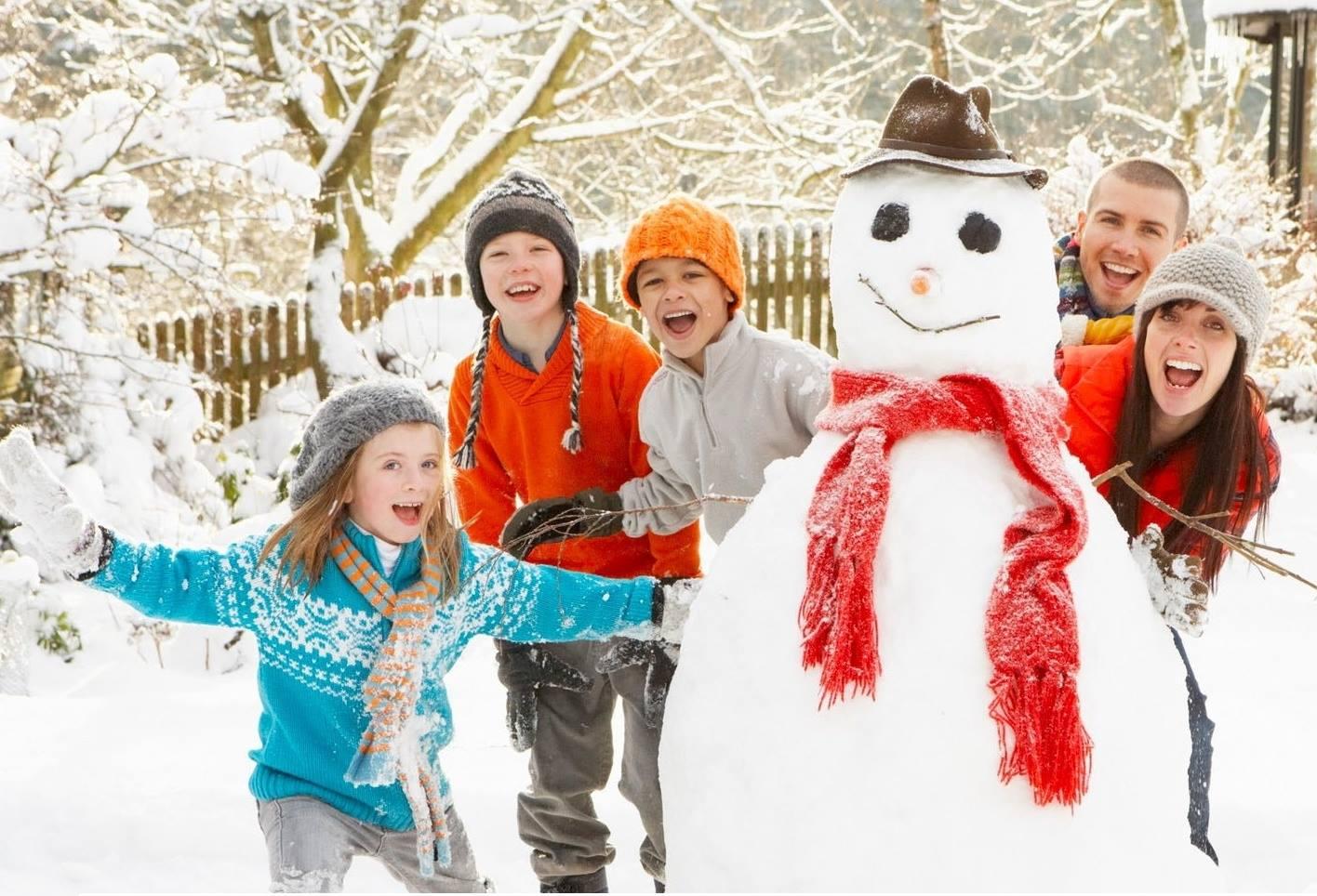 Новогодняя сказка в Петербурге. Более 6 тысяч школьников провели зимние каникулы в оздоровительных лагерях