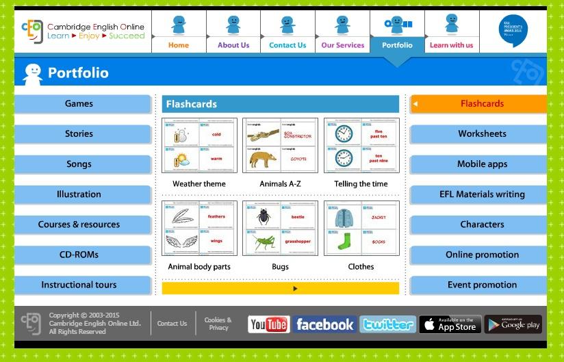 английский для детей сайт онлайн в игровой форме