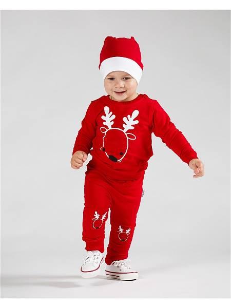 6057c80a4ca5 Одежда с новогодними мотивами для всей семьи • Family.by