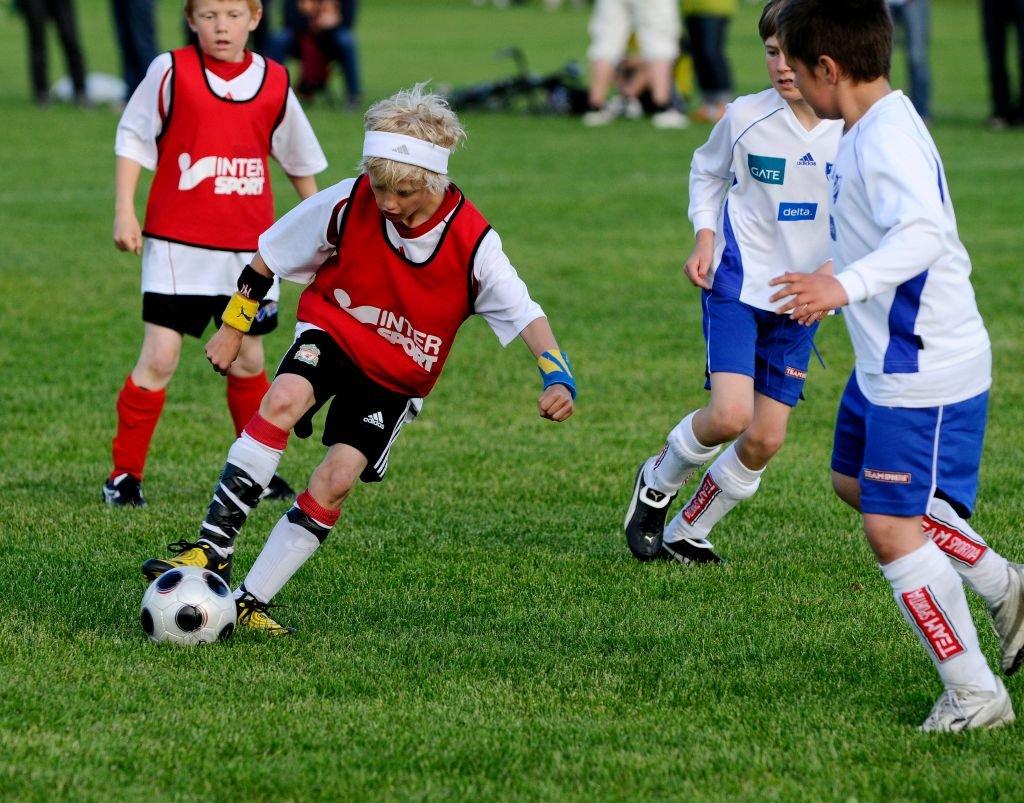 футболисты картинки для детей