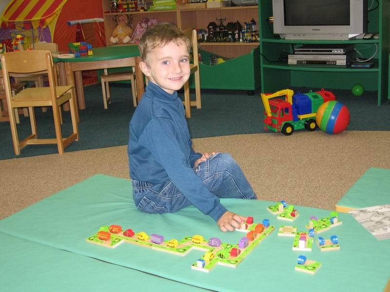 Детская комната в национальной