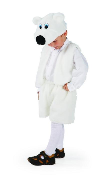 Новогодние костюмы для детей медведь