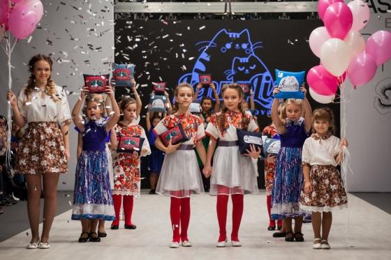 В Минске прошли показы детских коллекций Kids' Fashion Days BFW