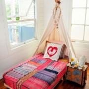 Типи, вигвамы, домики из подушек - создаем маленький и волшебный уголок для детей